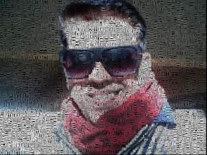 Portrait to Text