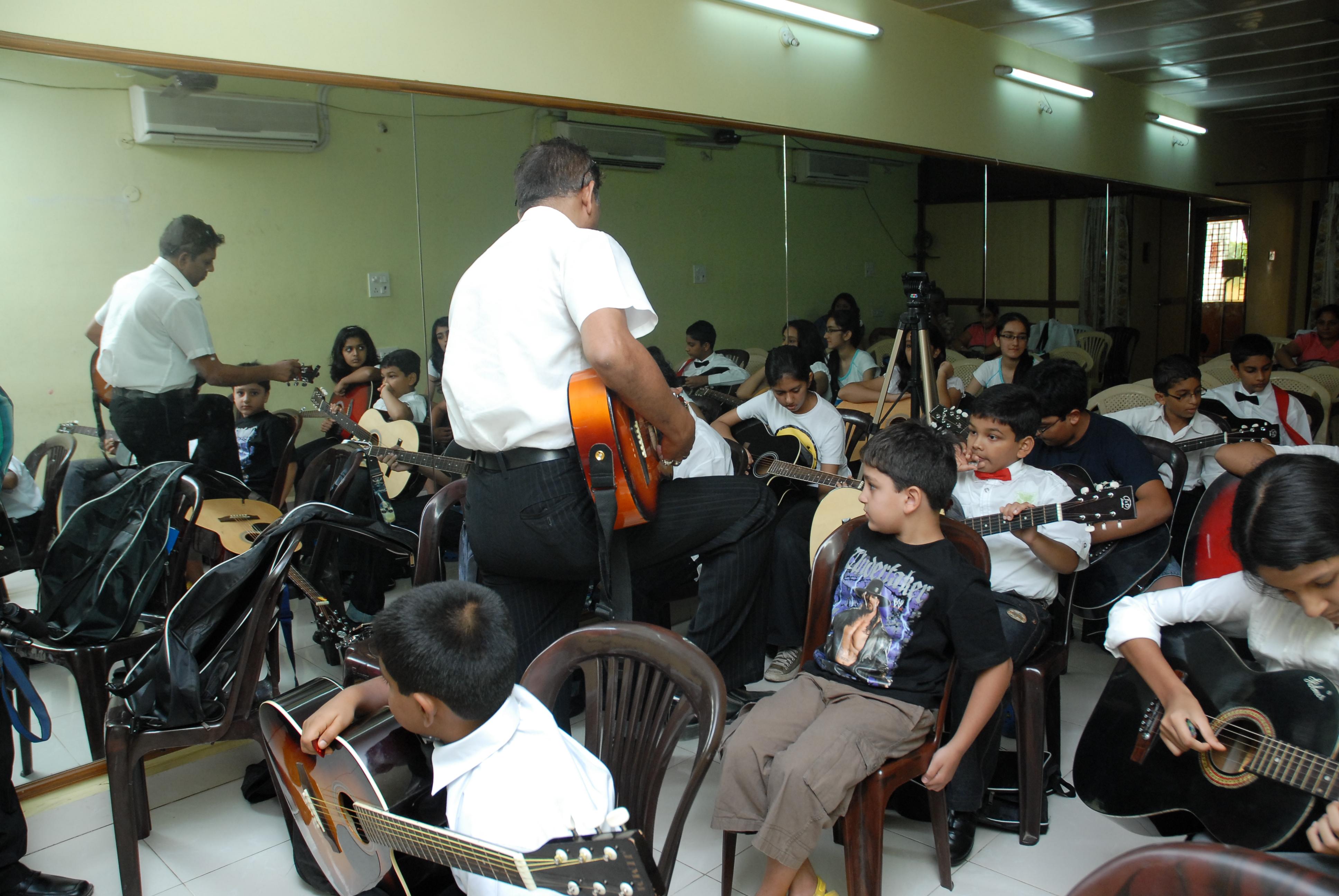 Mumbai The Guitar Society Page 9